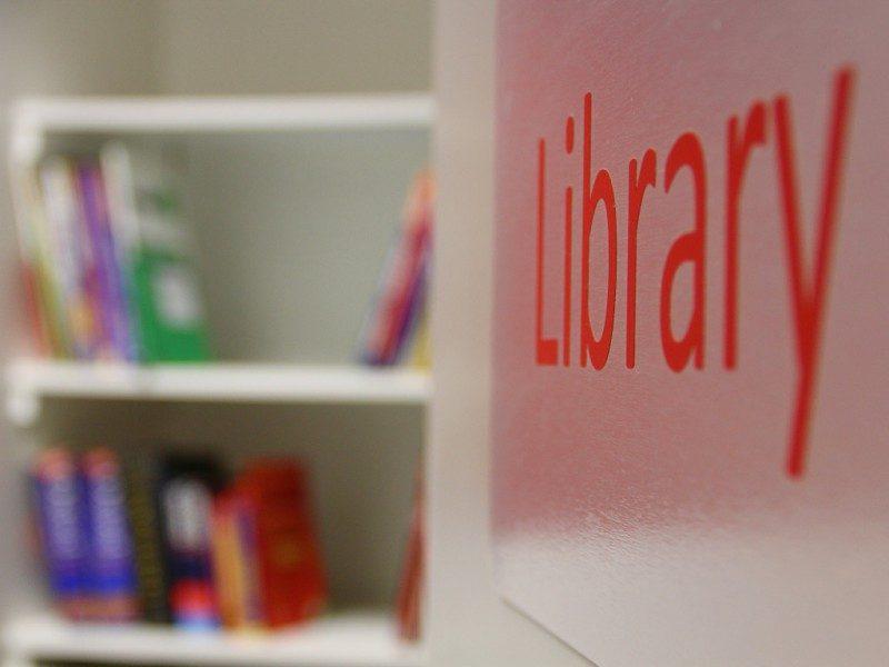 Библиотека Malvern House, Dublin
