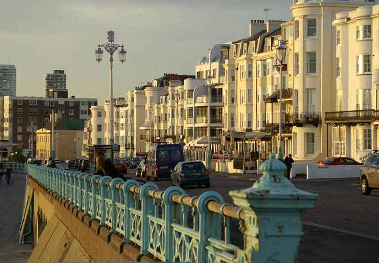 Набережная, Brighton