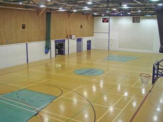 Спортивный зал, Embassy Summer Schools, Oxford - Headington