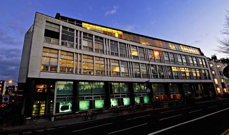 Фасад Kaplan, Brighton