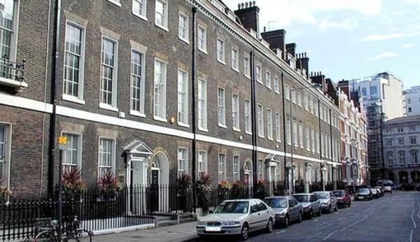 Главное здание Kaplan, London - Covent Garden