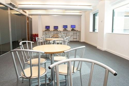 Компьютерный класс, Kaplan, Manchester
