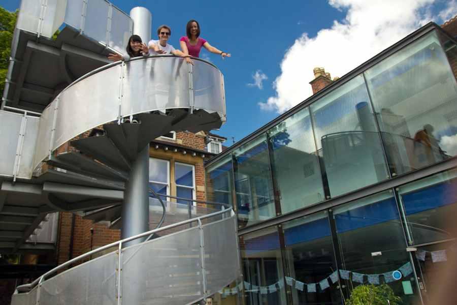 Студенты Kaplan, Oxford