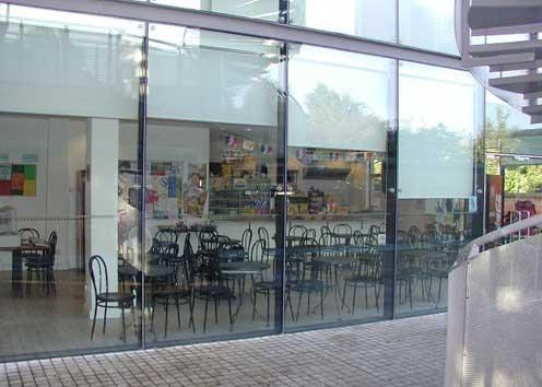 Кафетерий в Kaplan, Oxford