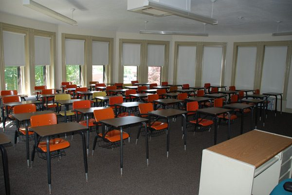 Классы, Embassy Summer Schools, Boston – Dean College