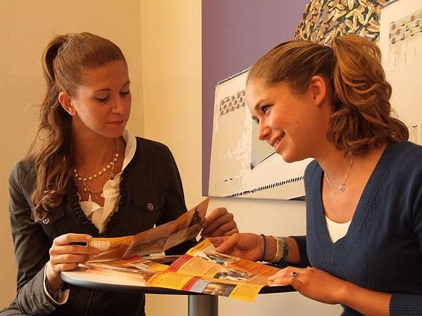 Студенты, ActiLingua Academy, Vienna