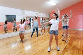 Занятия танцами, Embassy Summer Schools, New York – Storm King School