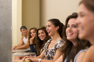 Студенты, Embassy Summer Schools, San Francisco – Santa Clara University
