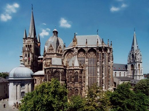 Город Aachen