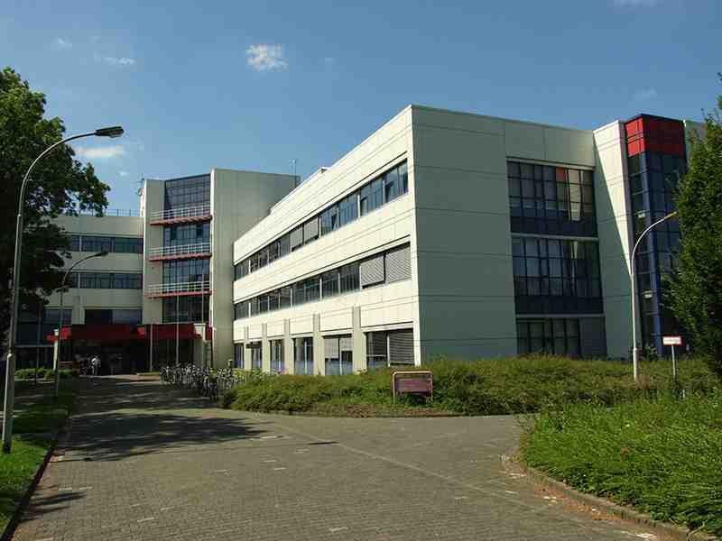 Главное здание Goethe-Institute, Aachen