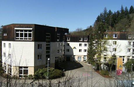 Фасад школы Goethe-Institute, Freiburg