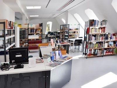 Медиа центр при Goethe-Institute, Freiburg