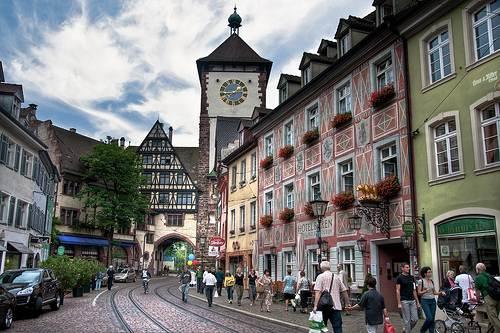 Город Freiburg