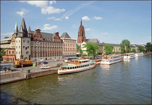 Панорама, Frankfurt
