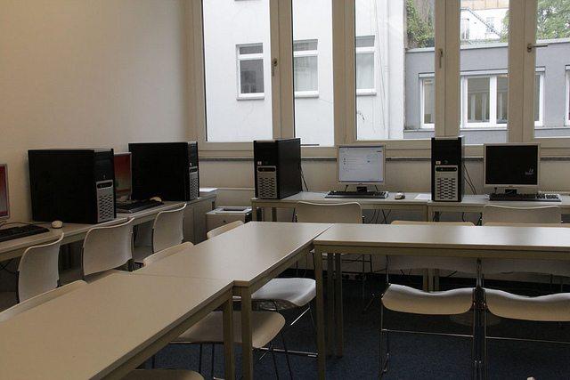 Компьютерный зал DID, Berlin