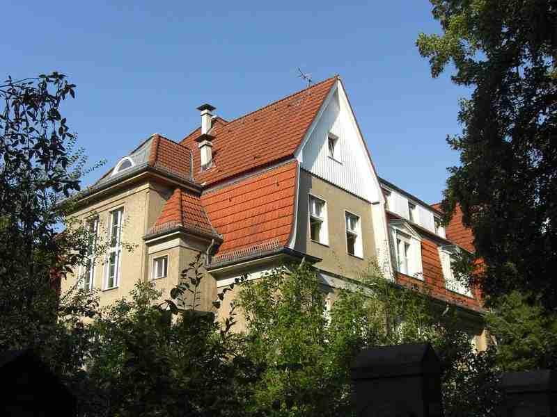 Здание школы, GLS, Berlin Villa