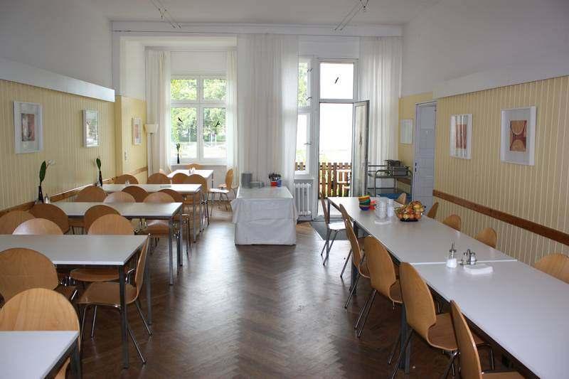 Кафетерий, GLS, Berlin Villa