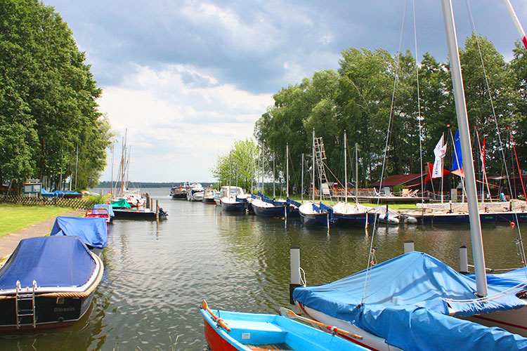 Природа GLS, Berlin Water Sports