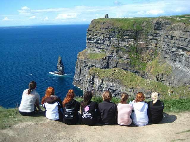 Экскурсионные программы, ATC Ireland, Maynooth University