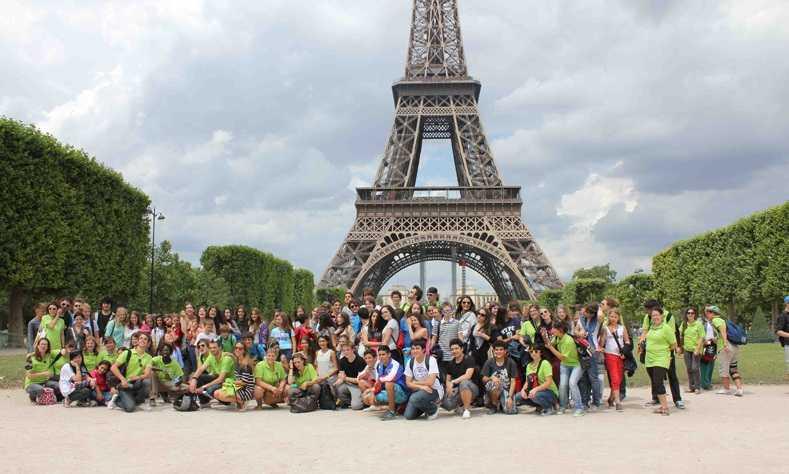 Экскурсионная программа, Lines Paris, France
