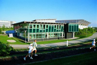 Новый кампус UNI Augsburg