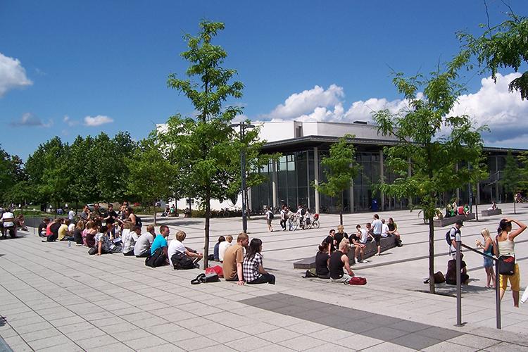 Территория Brandenburg University of Technology