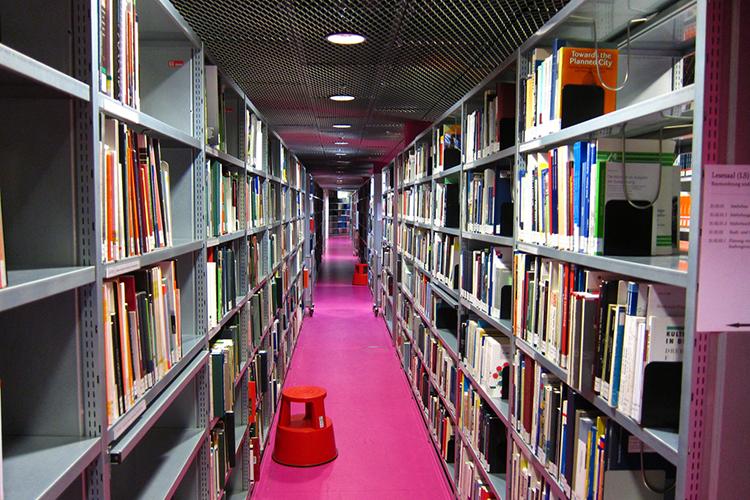 Библиотека Brandenburg University of Technology