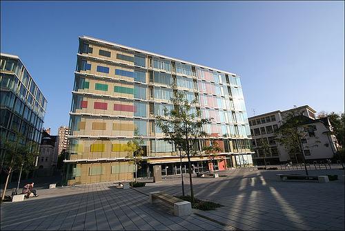 ОбщежитиеФранкфуртского университет прикладных наук