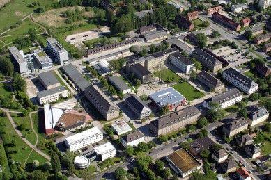 Студенческий городок Университета прикладных наук города Висмар: технологии, бизнес и дизайн