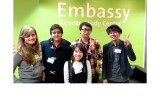 Студенты школы, Embassy English & Pathways, Toronto