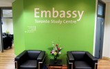Холл в Embassy English & Pathways, Toronto