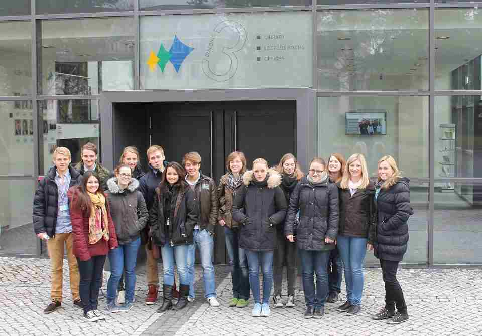 Главный кампус International University of Applied Sciences Bad Honnef - Bonn