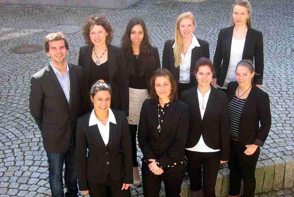 Студенты International University of Applied Sciences Bad Honnef - Bonn