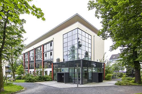 Кампус International University of Applied Sciences Bad Honnef - Bonn