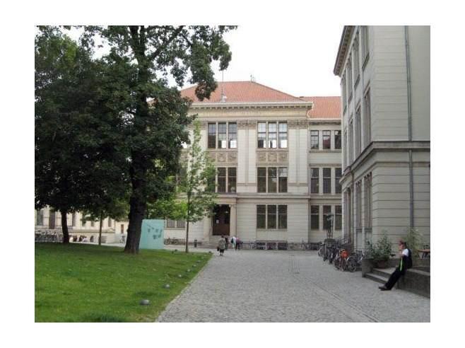 Территория Martin Luther Universität Halle Wittenberg