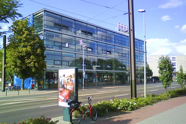 Внешний вид корпуса Otto-von-Guericke University