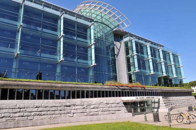 Кампус UBC