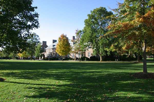 Территория St Andrew's College