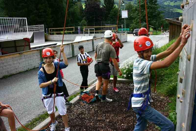 Активный отдых, Village Camp, Zell am See