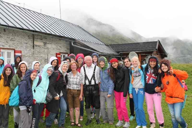 Развлекательная программа, Village Camp, Zell am See