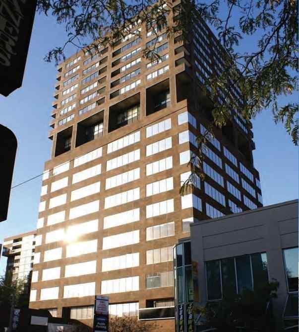 Здание школы, ILAC, Toronto