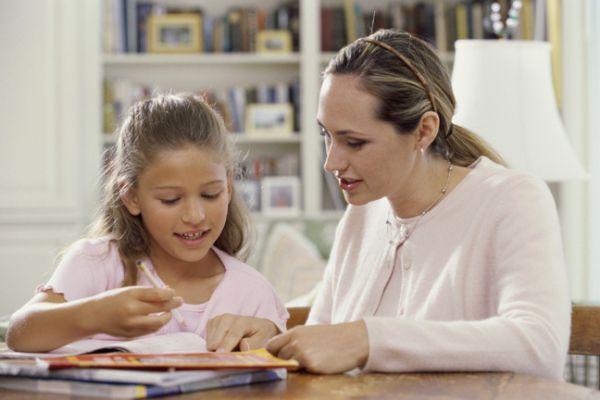 Обучение в семье преподавателя