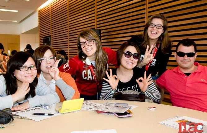 Студенты школы, ILAC, Soccer Camp, Toronto