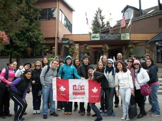 Студенты школы, ILAC, Vancouver