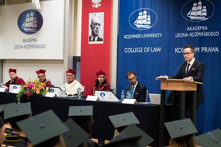Конференция в Университете Козьминского