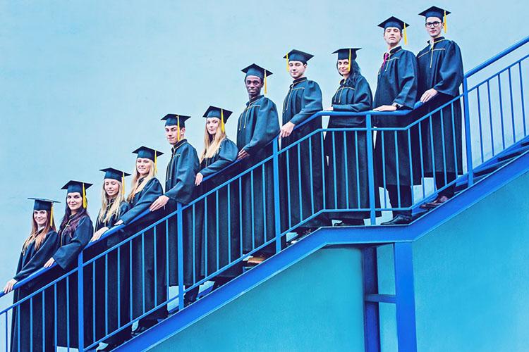 Выпускники Университета Козьминского