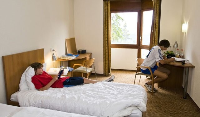Комната для проживания SLC, Leysin