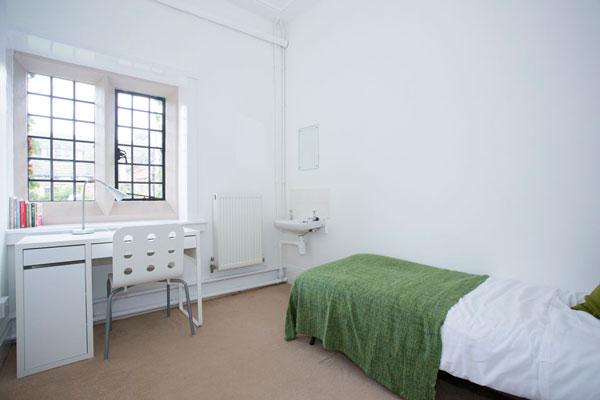 Номер в студенческой резиденции при Bell Group, St Albans