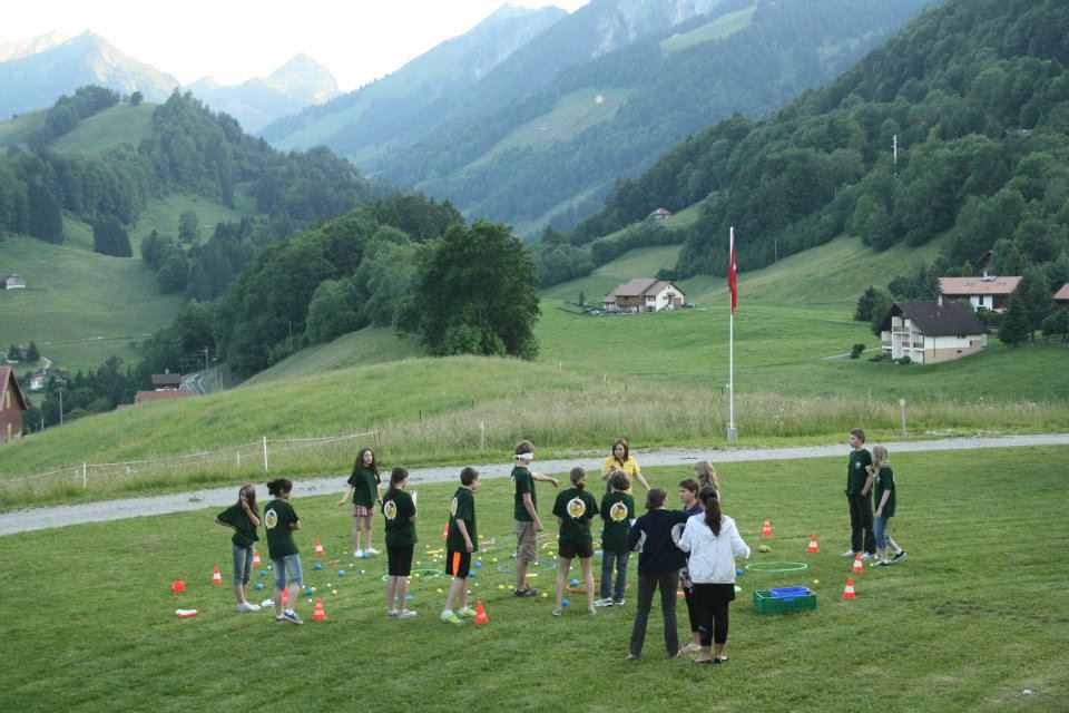 Спортивные игры Haut-Lac, Les Sciernes