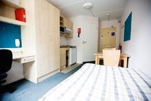 Комната в резиденции